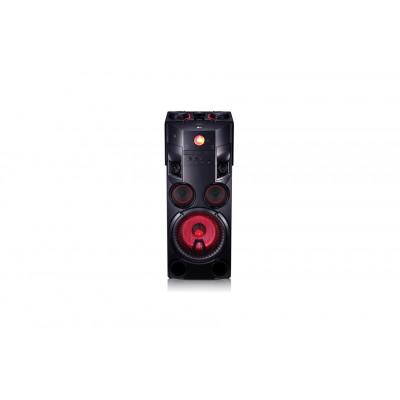 LG Electronics 1000W Hi-Fi Entertainment System with Karaoke Functionality