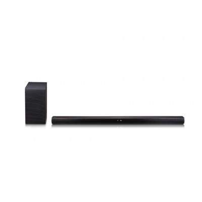 LG Electronics 360W 4.1ch Music Flow Wi-Fi Streaming Sound Bar with Wireless Subwoofer