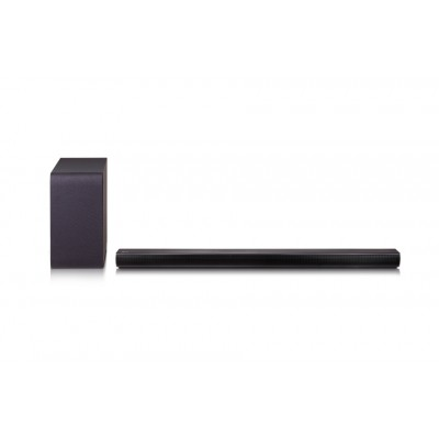 LG Electronics 320W 2.1ch Sound Bar with Wireless Subwoofer and Bluetooth® Connectivity