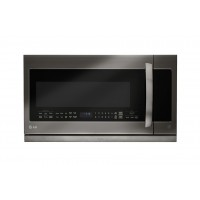 LG Electronics Black Stainless Steel Series 2.2 cu.ft. Over-the-Range Microwave Oven