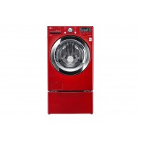 LG Electronics 4.5 cu. ft. Ultra Large Capacity with Steam Technology