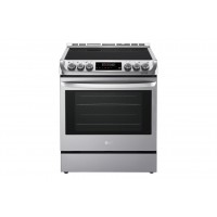 LG Electronics 6.3 cu. ft. Electric Slide-in Range with ProBake Convection® and EasyClean®