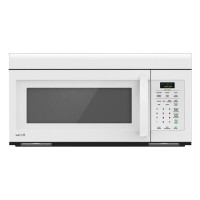 LG Electronics 1.6 cu. ft. Non-Sensor Over the Range Microwave Oven