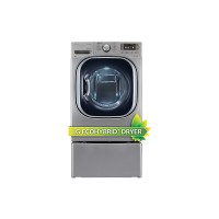 LG Electronics 7.3 cu. ft. Ultra Large Capacity Dryer with EcoHybrid™ Technology