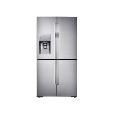 Samsung - 22.5 Cu. Ft. 4-Door Flex French Door Refrigerator - Stainless-Steel