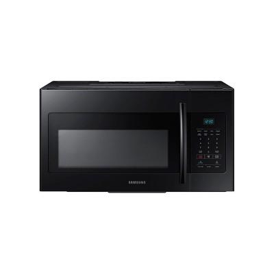 Samsung - 1.6 Cu. Ft. Over-the-Range Microwave - Black  (Даатгал, тээвэр, татвар, хүргэлт бүх зардал орсон.)