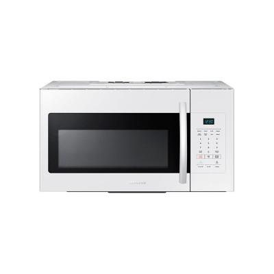 Samsung - 1.6 Cu. Ft. Over-the-Range Microwave - White  (Даатгал, тээвэр, татвар, хүргэлт бүх зардал орсон.)