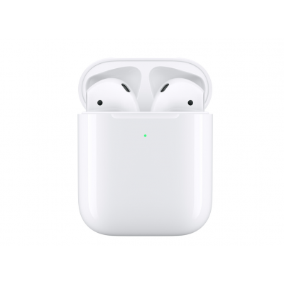AirPods with Wireless Charging Case (Newest model)