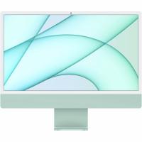 "Apple 24"" iMac with M1 Chip , 8GB memory , 256GB storage (Mid 2021 , Green)"